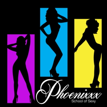 Phoenixxx Taught Me-Pole Dance Class-July 4th 1pm