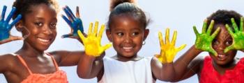 """Kids Paint Free"" Event"