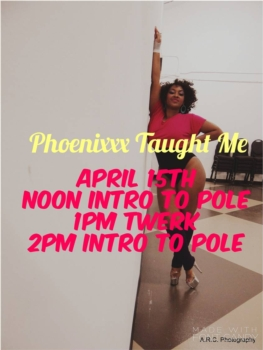 INTRO TO POLE!